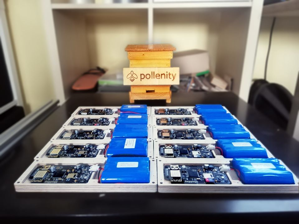 Pollenity Beebots