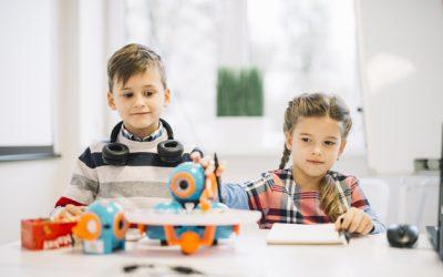 Ролята на образователната роботика