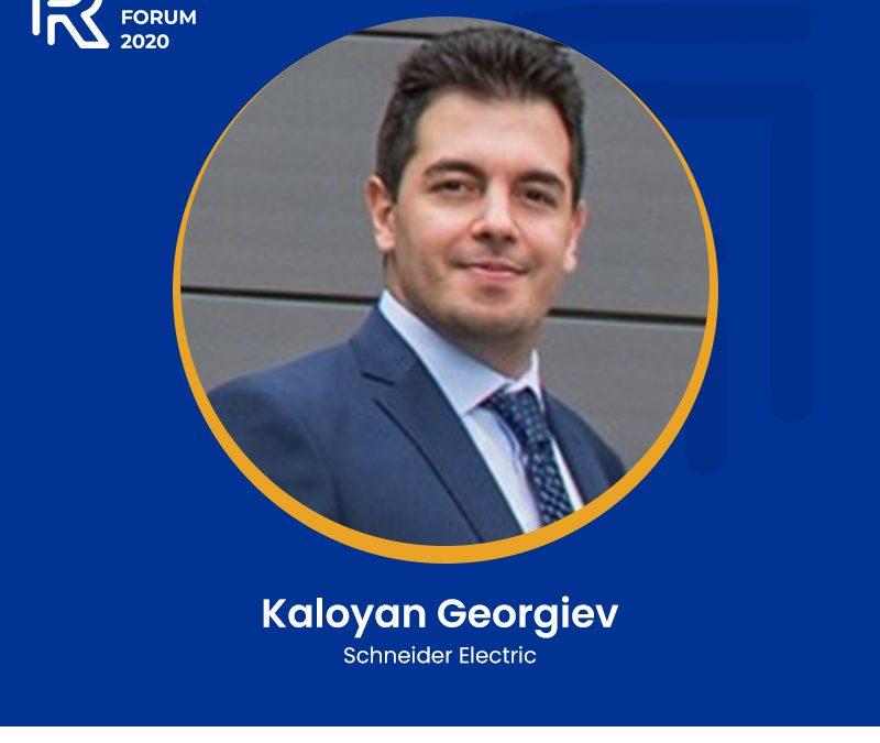 Пандемията ускори появата на малки и средни проекти  – Калоян Георгиев, Schneider Electric
