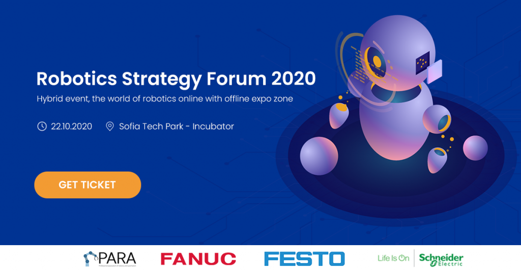 robotics strategy forum 2020